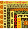 african motifs vector image vector image