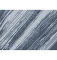 Grunge marble grey blue texture vector image vector image