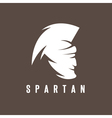 Old Vintage Antiques Spartan warrior design vector image vector image