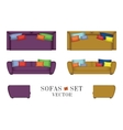 Sofas Set Furniture for Your Interior Design