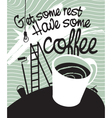Have some coffee