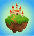 Castle vector | Price: 3 Credits (USD $3)