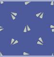 seamless pattern flip flops background vector image