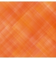 Abstract Orange Square Pattern vector image vector image