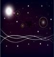 Cosmos 01 vector image vector image