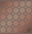 elegant pattern design vector image vector image