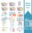 money master volume 1 vector image vector image
