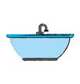 sink vector image vector image