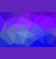 polymesh2-06-01 convertedmulticolor purple pink vector image vector image