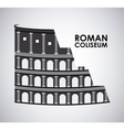 roman coliseum vector image