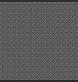 gray fabric macro texture seamless pattern vector image vector image