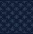 arabesque flower motif japanese style seamless vector image