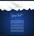 Eps10 cloud web template