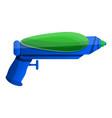 squirt gun icon cartoon style vector image