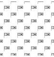 flag of sri lanka pattern vector image vector image