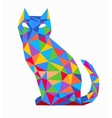 Print Polygonal cat