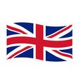 united kingdom great britain vector image vector image