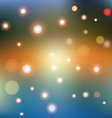 Blur abstract geometry background with shiny vector image