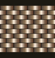 bronze gradient pattern vector image