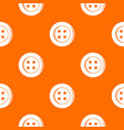 sewing button pattern seamless vector image vector image