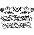 tattoo art vector image