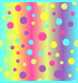 Bright glowing circle pattern seamless background