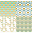 moroccan ornamental seamless pattern traditional vector image vector image