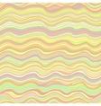 Mosaic wavy seamless vector image vector image