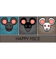 Cartoon mice header