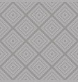 simple gray background with rombs vector image vector image