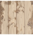Hand-painted texture of light wood vector image