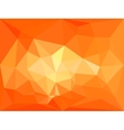 polygonal geometric abstract background in vector image