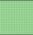 seamless background colored grid green mosaic vector image vector image
