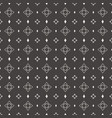 seamless pattern1038 vector image vector image