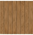 Background of wooden vertical boards vector image