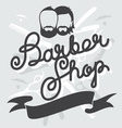 barber shop vector image vector image