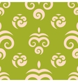 Abstract swirl pattern vector image