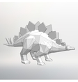 dinosaur model polygon