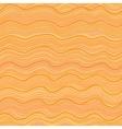 Orange mosaic seamless vector image