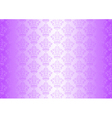 purple wallpaper with ornaments vector image vector image