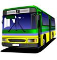 al 0613 bus 05 vector image vector image