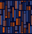 modern concept urban geometric seamless pattern vector image vector image