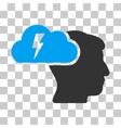 Brainstorming Icon vector image