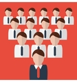 Business team concept vector image vector image