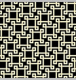 paper cut seamless pattern in celtic knot style vector image