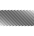 slanting oblique geometric pattern straight vector image