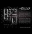 architectural background white drawing