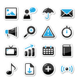 Internet website icons vector | Price: 1 Credit (USD $1)