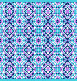 geometrical pattern background tile vector image