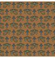 hieroglyphic background vector image vector image